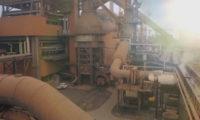 工厂大型机械实景结合三维模拟动画