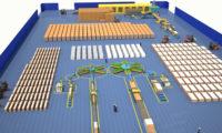 智能自动化仓储运输