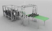 工业三维动画制作-迅力机械自动化演示3D视频