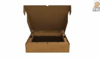 装配过程动画演示电脑纸箱包装