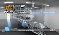 智能工厂生产线装配过程动画